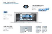 Apple苹果MacBook Air (11 英寸 2010 年末机型)使用手册