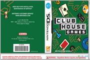 任天堂 Clubhouse Games说明书