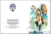 任天堂 Final Fantasy: Crystal Chronicles说明书