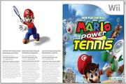 任天堂 New Play Control! Mario Power Tennis说明书