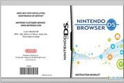 任天堂 Nintendo DS Browser说明
