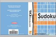 任天堂 Sudoku Gridmaster说明书