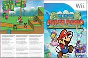 任天堂 Super Paper Mario说明书
