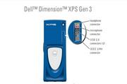 戴尔Dimension XPS Gen 3说明书