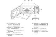 格兰仕 WD800DL20-4微波炉 说明书
