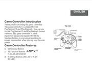 昆盈MaxFire G-12PS游戏控制器说明书