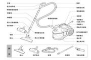 LG V-C701CA吸尘器 说明书