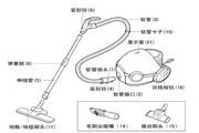 LG V-6200HAO吸尘器说明书