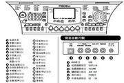 美得理MC-120电子琴说明书