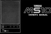 雅马哈 MS10 电子琴 说明书