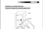 迪堡GT-670高级保管箱英文说明书