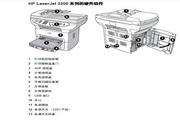 惠普LaserJet 3320n多功能一体机使用说明书