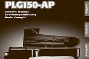 雅马哈PLG150-AP说明书