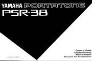 雅马哈PSR-38说明书