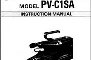 宾得PV-C1SA相机英文说明书