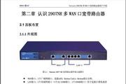 磊科2907NR 交换机/路由器说明书