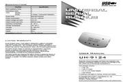 宏正UH9124型多电脑切换器说明书