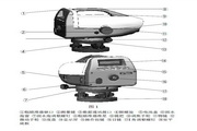 博飞1528RC型数字水准仪说明书