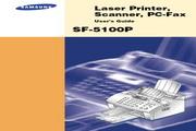三星 SF-5100P传真机 使用说明书
