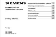 西门子(SIEMENS) G120变频器 说明书