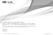 LG HS201G投影机 英文使用说明书