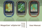 麦哲伦eXplorist 610 GPS导航设备使用说明书
