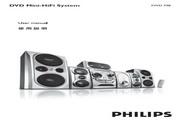飞利浦 FWD798 DVD HI-FI音响 使用说明书