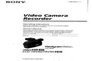 索尼 CCD-TRV95模拟摄像机 说明书