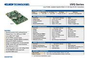 C&D西恩迪UVQ-12_8-D24P模块电源说明书