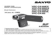 三洋 VPC-CA102数码摄像机 使用说明书