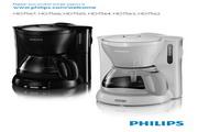 PHILIPS HD7563电动剃须刀 用户手册