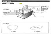 声宝 ES-121T型洗衣机 说明书