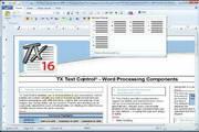 TX Text Control Server for ASP.NET 绿色下载