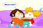 金太阳外研新标准一年级英语学习软件下册(一起)LOGO