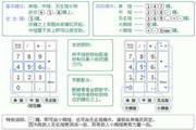 百乐财务金额小键盘打字练习段首LOGO