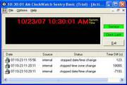 ClockWatch Sentry