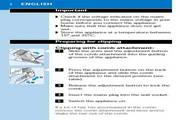 飞利浦HQC2412型电吹风说明书