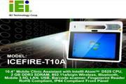 IEI威强ICEFIRE-T10A 车载电脑说明书
