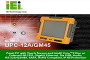 IEI威强 UPC-GM45车载电脑说明书