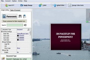 PPT转Flash翻页动画(3D PageFlip for PowerPoint)