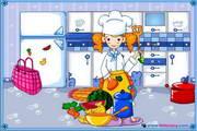 设计厨房LOGO