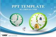 企业效率ppt模板2