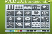 web2.0背景颜色切换flash菜单素材