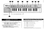 雅马哈PSS-125型电子琴说明书