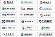 中国各大银行图标打包
