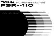雅马哈PSR-410型电子琴说明书