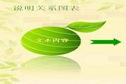 綠色報表PPT模板