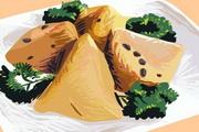 端午节粽子flash动画素材