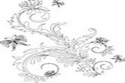 欧美花纹桌面图标下载