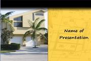 地產設計PPT模板